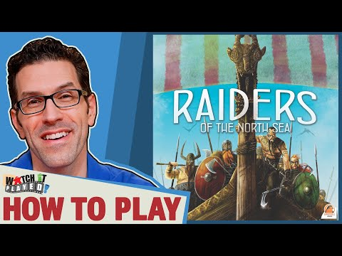 Raiders Of The North Sea - How To Play