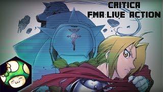 Critica FMA Live Action (Con Spoilers)