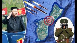 Thời Sự: Nguy hiểm Cận Kề Triều Tiên lộ kế hoạch quân sự TH.ẢM KH.ỐC trong tháng 8 này