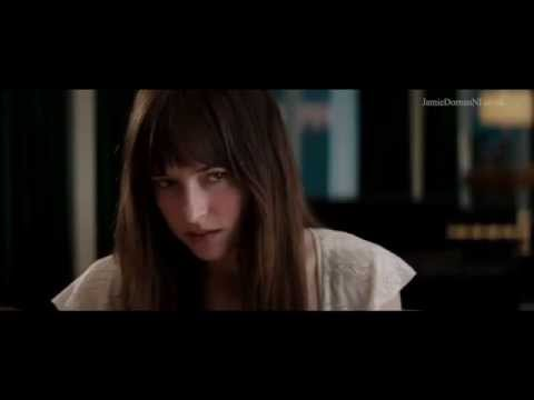 Fifty Shades of Grey - Audi R8 Comercial - New Trailer more scenes - MonsterCam
