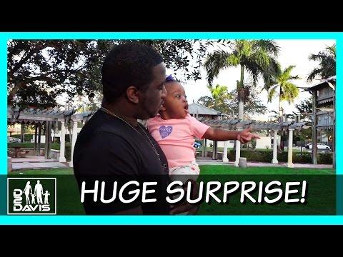 HUGE SURPRISE | BLACK FAMILY VLOGS