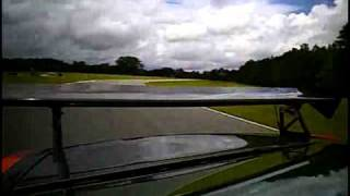 Dynamic Wing on Cannonball GT-R at Roebling Road.flv