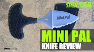Cold Steel Mini Pal Push Knife Review