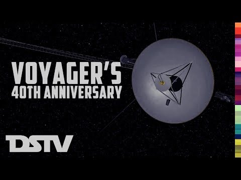 VOYAGER: 40TH ANNIVERSARY - 2017 NASA SCIENCE LECTURE