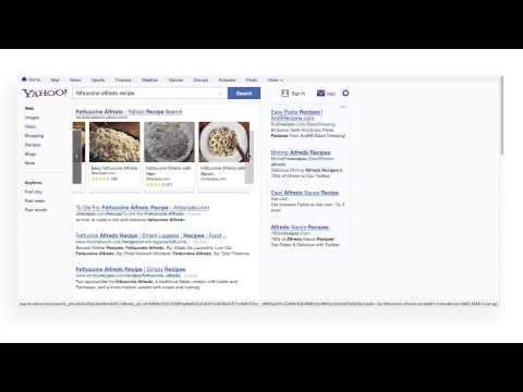 Yahoo! Search Redesign : June 5, 2013