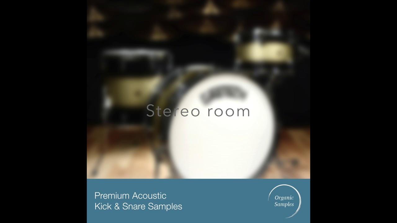 real kick snare drum 24 bit wav samples natural rock pop kit pack free extras youtube. Black Bedroom Furniture Sets. Home Design Ideas