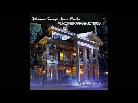 Haunted Mansion Ride Soundtrack