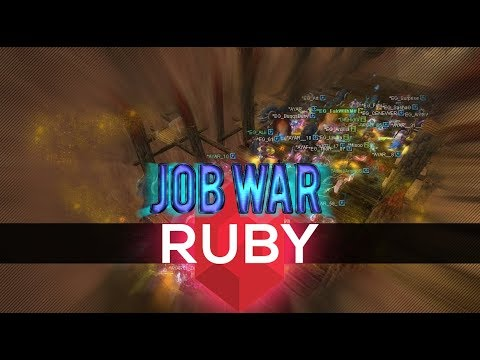 Ruby Online [AYAR Union] VS All Server Thieves!