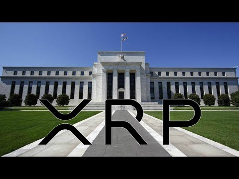XRP - The Federal Reserve AND Ripple (RTGS)???