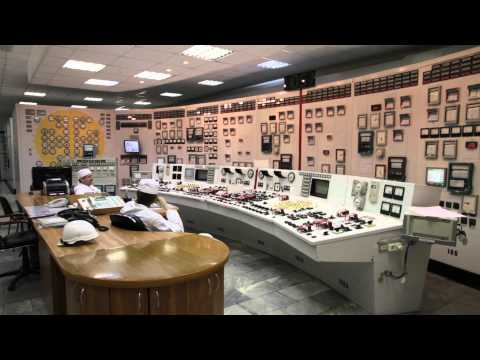 Chukotka 2012. Bilibino Nuclear Power Plant
