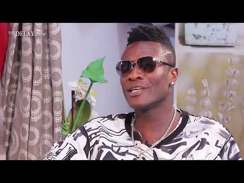 DELAY INTERVIEWS ASAMOAH GYAN PART ONE