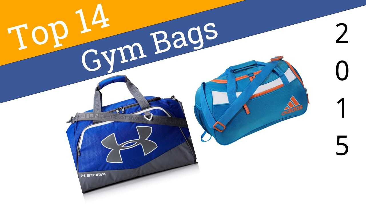 14 Best Gym Bags 2015
