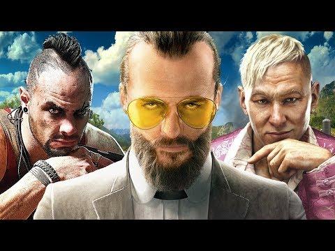 Far Cry Series (2004 - 2019) - All Bosses