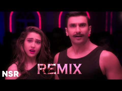Aankh Marey Remix Video Song | Simmba | Ranveer Singh | Sara Ali Khan | Neha Kakkar