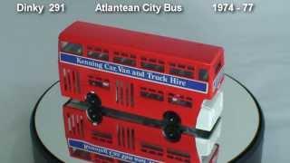 Atlantean City Bus  Dinky 291 1974 - 77