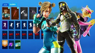 *NEW* All Leaked Fortnite Skins & Emotes - Patch 10.30
