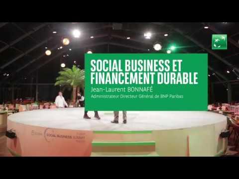 Social Business et Financement durable