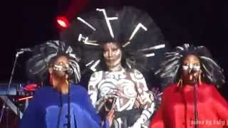 Grace Jones-NIPPLE TO THE BOTTLE-Live @ Fox Oakland Theatre, September 26, 2015
