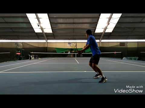 Obert Matthew Mulyadi - College Tennis Recruiting Video - 2018