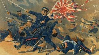 Бой на реке Ялу ч.2 - фильм 1904 года. Русско-японская война