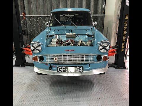 Ford Anglia - Race Car Build