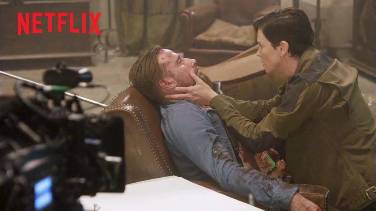 The Old Guard | Come si creano gli immortali | Netflix Italia