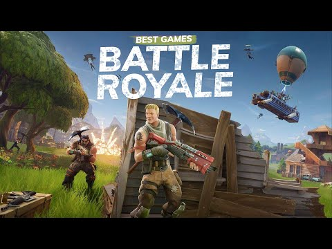 10 Best Battle Royale Games For Android And IOS