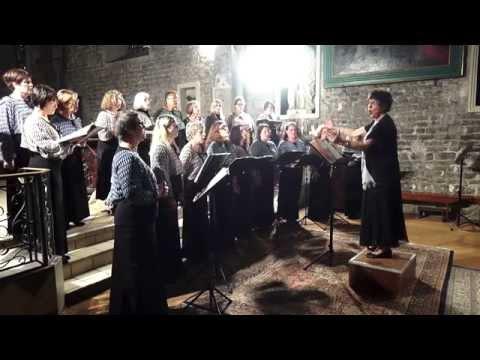 Mendelssohn,  3 Motets Op.39 - I. Veni Domine - Maîtrise Gabriel Fauré