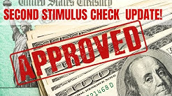 SECOND STIMULUS CHECK UPDATE!  IT'S APPROVED! The Heroes Acts Passed in the House. What's Next?