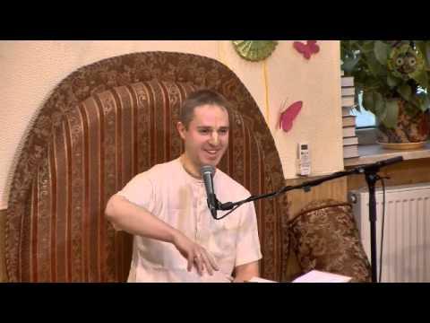 Шримад Бхагаватам 4.15.11-16 - Преманджана прабху
