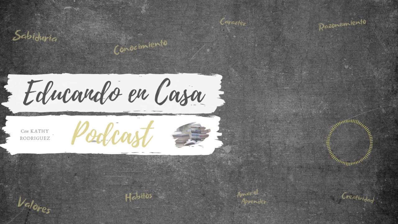 Episodio #23 - Mi Agenda Escolar  | Educando En Casa Podcast |