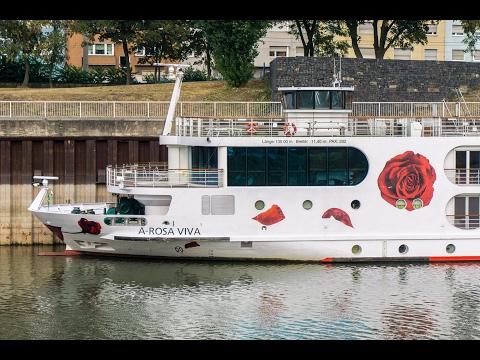 A-ROSA Viva auslaufen am 15.09.2016 in Köln