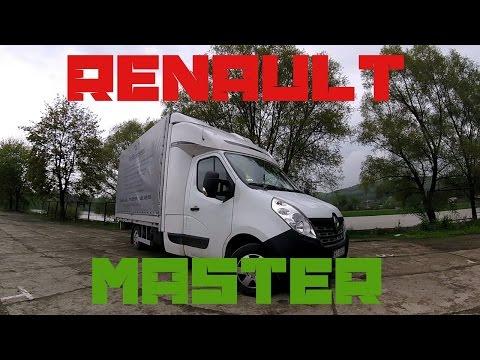 ОБЗОР Renault Master Euro 6. Опыт езды 9 месяцев