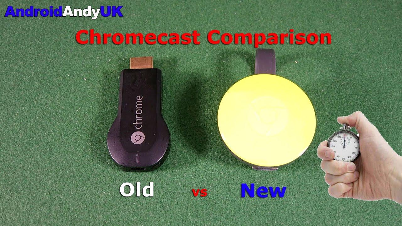 Chromecast Add