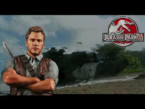 Owen was in Jurassic Park 3?! - Jurassic World