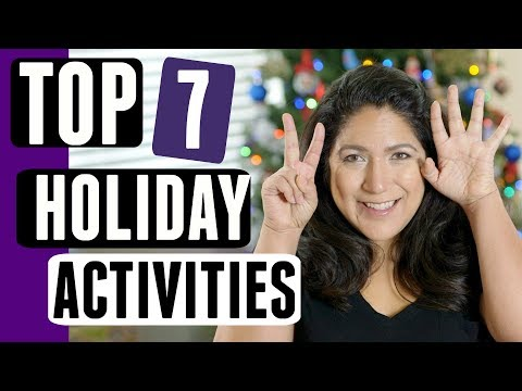 TOP Holiday Activities for KIDS – Cheap and Easy