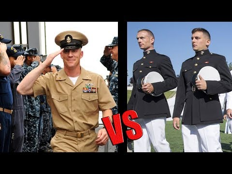 Enlisted VS Officer - Who Has More Fun?!?!
