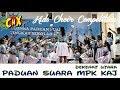 Paduan Suara Lagu Daerah Yamko Rambe Sirih Kuning Cingcangkeling  VLOG Cover Lagu  CnX Adventurers