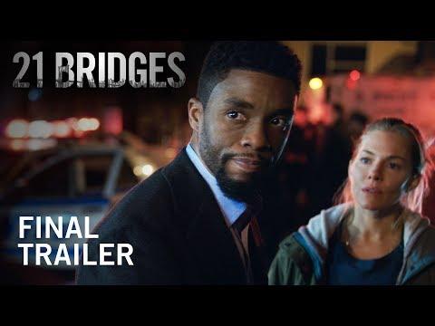 21 Bridges | Final Trailer | Own it NOW on Digital HD, Blu-Ray & DVD