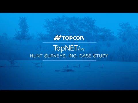 TopNETlive – Hunts Surveys Inc. Bathymetric Survey Case Study