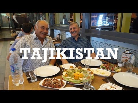 Tajikistan/(Must Eat Food in Dushanbe-Merve Restaurant) Part 10