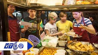 'Ngất ngây' với món đậu hũ thối ở Sài Gòn | VTC