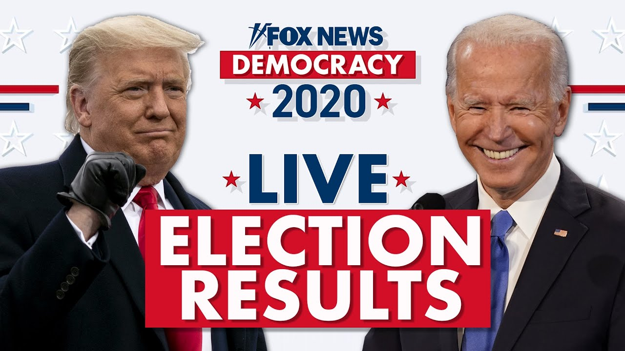 Live 2020 Election Results: Joe Biden beats Donald Trump, Fox News projects