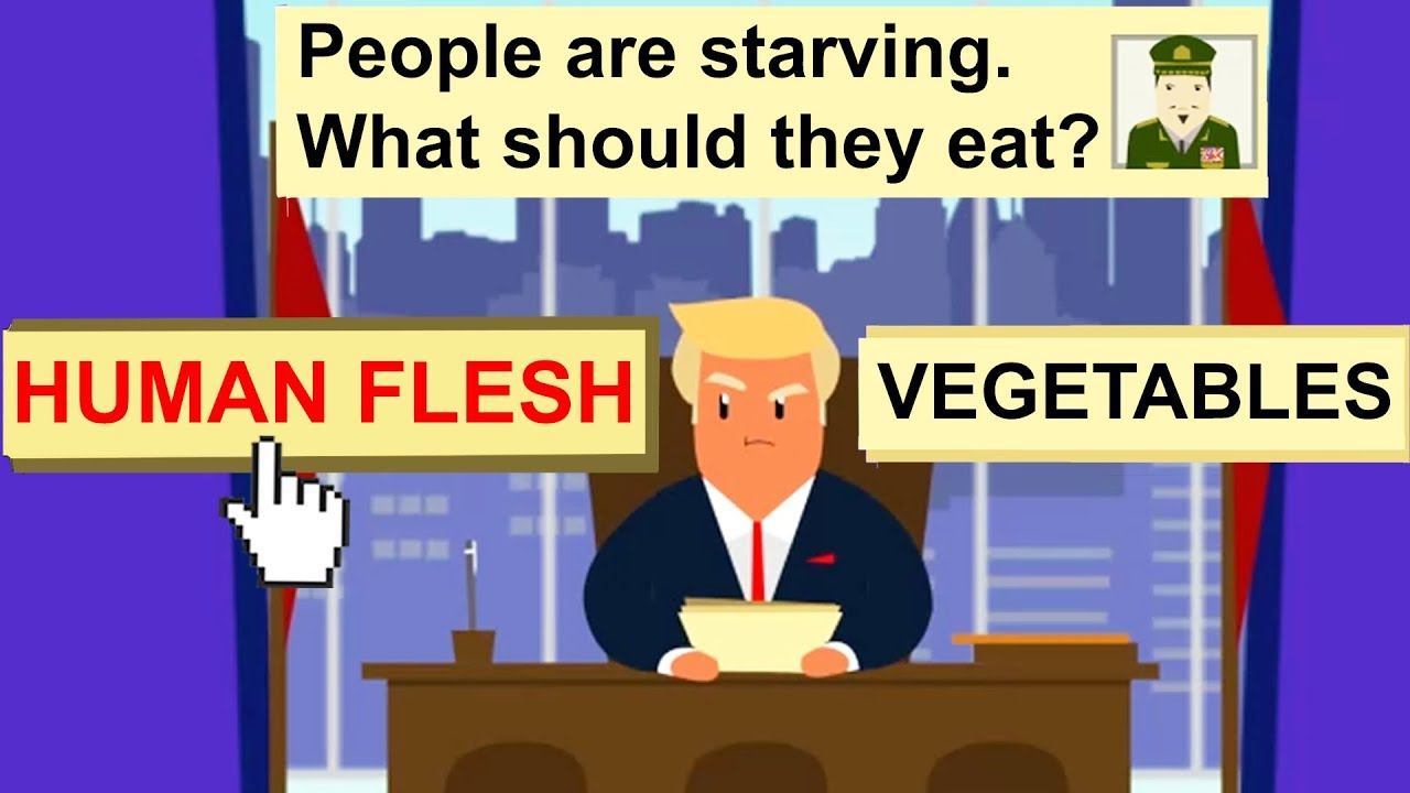 Download I Legalized Cannibalism as President - I Am President