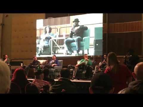 RICC 2017-Luke Cage Panel
