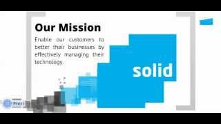 Solid Systems - Info Technology- Mission / Values / Vision