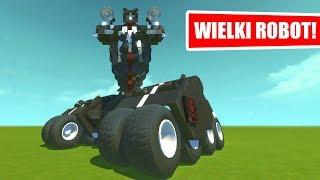SCRAP MECHANIC - NAJWIĘKSZY ROBOT OD WIDZA!!
