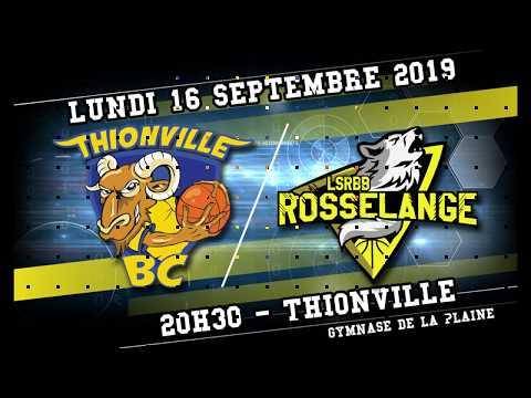 //VIDÉO// Résumé du match amical Thionville vs Rosselange