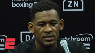 Daniel Jacobs reacts to Julio Cesar Chavez Jr. quitting fight, fans trashing ring | Boxing on ESPN