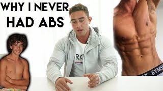 My Biggest Fat Loss Mistake | Why I Never Had a Sixpack | Zac Perna